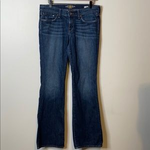 Lucky Brand Stark Sweet N Low jeans - 8